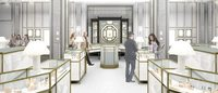 Bergdorf opens updated jewelry salon