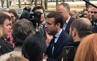 Vivarte : rencontre médiatique entre Emmanuel Macron et les salariés