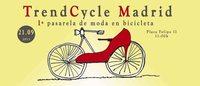 Una pasarela de moda en bicicleta tomará el barrio de Salamanca
