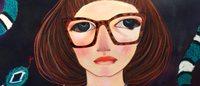 La artista de Instagram que fue ama de casa y ahora pinta para Gucci