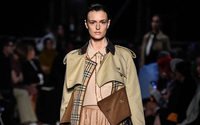 Burberry aims to curb plastic use by 2025