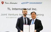 Nasce TL International, joint venture tra Tonino Lamborghini e la coreana Dasan