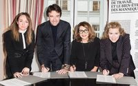 Elle and Version Femina sign model wellbeing charter with LVMH, Kering