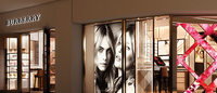 Burberry opens first Burberry Beauty Box store in Asia