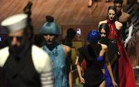 Jean Paul Gaultier desfila en la Ballena Azul en Buenos Aires