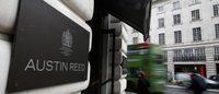 UK fashion retailer Austin Reed to wind down
