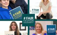 #FairFashionSolidarity: Einzelhändler, Labels und Online-Plattformen rufen zu Solidarität auf