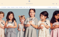 Children's clothing and lifestyle destination Maisonette.com officially launches