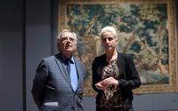 Musée des tissus : Bernard Pivot plaide pour la sauvegarde de l'institution
