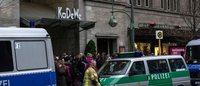 Blitz-Raub in Berliner KaDeWe - Angeklagte hinter Panzerglas