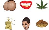 Kim Kardashian erweitert ihr Emoji-Geschäft
