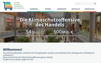 HDE startet Klimaschutzoffensive