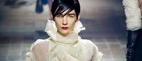 Pariser Designer sind glanzvoll und düster zugleich