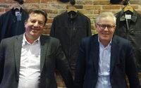 Stéphane Collaert et Thierry Le Guénic, repreneurs en série d'entreprises de mode à relancer
