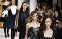 Alexis Mabille strives for 'casual collectedness' in runway show