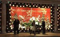 Weihnachten spaltet den Einzelhandel