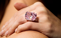 Rare pink diamond aims for $30 million haul