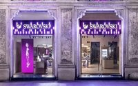 Swarovski picks Milan to open first Crystal Studio store worldwide