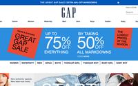 Gap renonce à se séparer de la marque Old Navy, l'action s'envole
