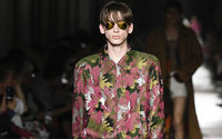 Dries van Noten blends multiple styles with new menswear collection