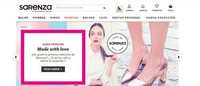 Sarenza.es elevó sus ventas un 82% en la campaña de rebajas de 2015