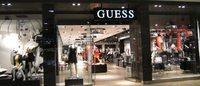 Guess abre sua primeira loja no Brasil