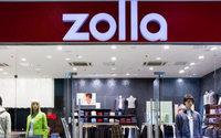 Zolla начнет работу в ТРЦ Mari