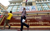 Cambodia textile worker union leaders convicted over protests