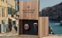 Il marchio italiano di orologi Meccaniche Veneziane approda in India