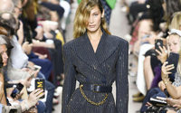 Michael Kors: Optimism on an otherwise somber day