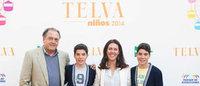 Madrid muestra su rostro más infantil en los Premios Telva
