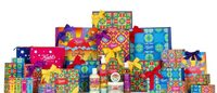 Kiehl's teams up with artist Peter Max to give its hallmark bottles a new look for 2015 holiday season