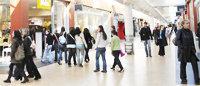 Umsätze im Einzelhandel überraschend deutlich gefallen