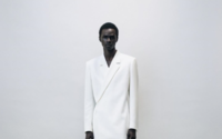 Paris Menswear opens with arty tailoring, and a new star
