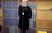 Anna Fendi, lezione di moda a Oxford