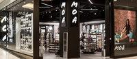 Moa a présenté le nouveau visage de ses boutiques