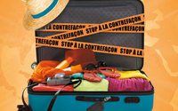 Contrefaçon : une vaste opération de sensibilisation des vacanciers