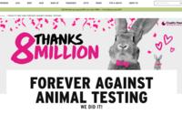 The Body Shop und Cruelty Free International übergeben Vereinten Nationen Unterschriften