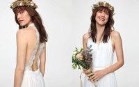 Com este vestido, o amor dá literalmente frutos