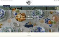 Richard Ginori lancia l'e-commerce nel Regno Unito