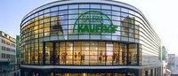 Kaufhof kann Umsätze nur leicht steigern