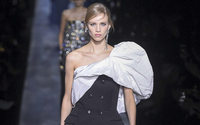 Givenchy's edgy debutante chic