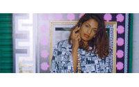 M.I.A. assina coleção-cápsula para a marca de Donatella Versace