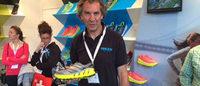 """Jean-Luc Diard (Hoka One One) : """"L'innovation vient du textile et la chaussure s'en inspire."""""""