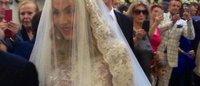Nuovo abito da sposa, che sia principesco