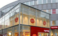 TK Maxx Mutterkonzern TJK wächst in Europa 1 Prozent
