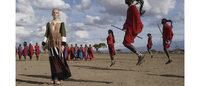 ヴァレンティノ 16年春夏広告に報道写真家スティーブ・マッカリーを起用