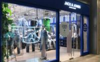 Jack & Jones eröffnen Jeans Studio in Hamburg
