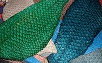 В новосибирском технопарке успешно развивают проект переработки рыбьей кожи