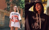 The Kooples launches mini-collection with Playboy magazine